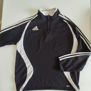 Adidas Quarter Zip Climacool Pullover